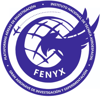 Logo Fenyx Project Great Aircraft for Research and Experimentation