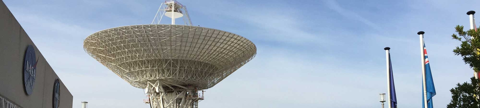 Madrid Deep Space Communications Complex (MDSCC)